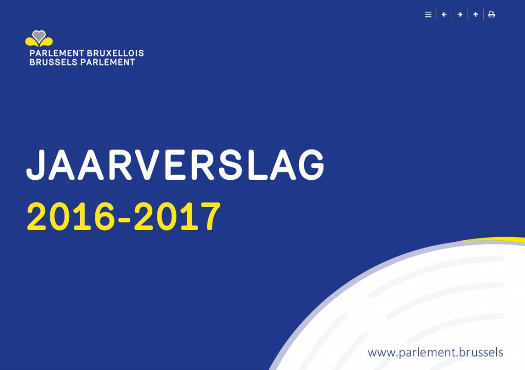 Jaarverslag 2016-2017